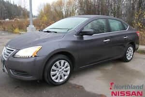 2014 Nissan Sentra 1.8/Power Options/ECO/Bluetooth/Traction Cont Prince George British Columbia image 6