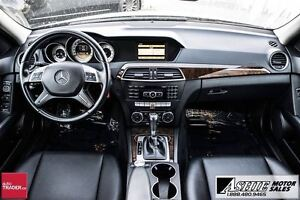2012 Mercedes-Benz C-Class C250 4MATIC! Kingston Kingston Area image 11