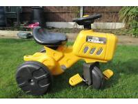 Plastic Garden JCB Trike