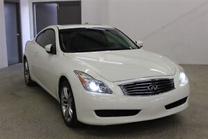 2009 Infiniti G37X Premium - Nav, Leather, Sunroof