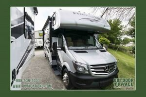 2017 FOREST RIVER Forester MBS 2401W Diesel Mercedes Motorhome