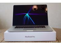 "(FASTEST MACBOOK PRO RETINA 15.4"") 3.4GHz i7 QUAD CORE,8gb RAM,256GB SSD,OFFICE 2016, ADOBE CS6"