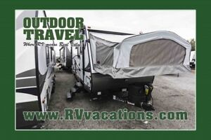2018 FOREST RIVER Solaire 190X Hybrid Travel Trailer With Slide