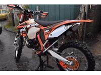 Ktm xc 250 2012 enduro mx px exc trails