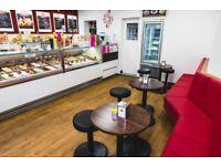 We are hiring staff at La Dolce Vita Ice Cream Parlour Ruislip.