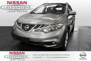 2013 Nissan Murano LE AWD ONE OWNER/NEVER ACCIDENTED/LOW MILEAGE
