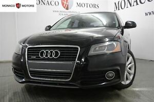 2009 Audi A3 2.0L TURBO AWD PREMUIN PLUS PANO