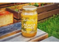 1KG Best Acacia Honey (100% Pure) BeeHealthy
