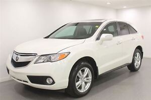 2014 Acura RDX AWD|Heated Leather| Sunroof|Back-up Cam
