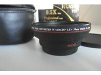 Vitacom HD Professional Series Super Wide Angle lens adaptor