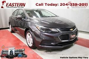 2016 Chevrolet Cruze LT Auto MP3 BLUETOOTH NAVIGATION READY
