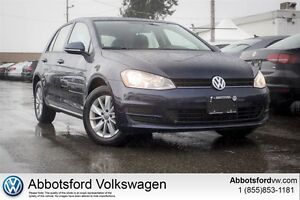 2016 Volkswagen Golf 1.8 TSI Trendline - Locally Owned/ No Claim