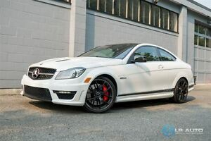 2015 Mercedes-Benz C-Class C63 AMG 507 Edition!! Local! No Accid