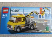 LEGO City Repair Truck (3179), 100% complete set with manual and box Age 5-12