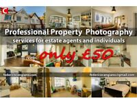 Professional property photographer, photograph your property for £50!