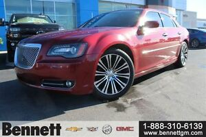 2012 Chrysler 300 3.6-liter V-6, Leather, Heated Seats, Remote S