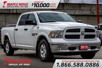 2015 Ram 1500 SLT Vancouver Greater Vancouver Area Preview