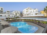Sunset Bay 2 bed apartment with sea views RCI Gold crown in Costa Adeje Tenerife. Week 17