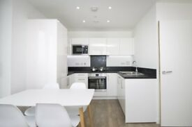 STUNNING MODERN 1 BED IN KINGFISHER HEIGHTS - PONTOON DOCK, 24HR CONCIERGE E16