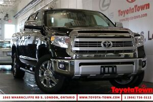 2015 Toyota Tundra TOP OF THE LINE CREWMAX 1794 EDITION