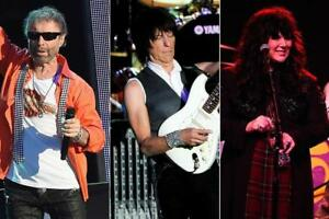 Discounted Jeff Beck, Paul Rodgers & Ann Wilson Tickets | Last Minute Delivery Guaranteed!