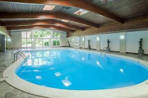 POOL & GYM - LUXURY 2 BEDROOM / 4,5 - CDN/NDG - TWO MONTHS FREE!