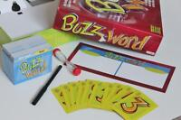 Buzz Word board game (ages 10+)