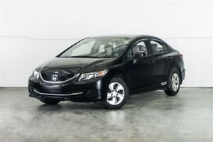 2013 Honda Civic LX (M5) Finance for $43 Weekly OAC