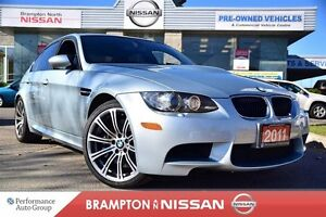 2011 BMW M3 *Navigation,Bluetooth,Heated seats,Leather*