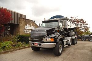 2006 Sterling LT9500 Stone Slinger, Wireless remote control,18yd