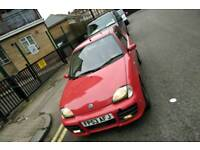 Fiat Seicento 1.1 cheap insurance low mileage perfect first car