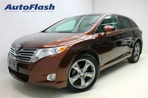2012 Toyota Venza V6 * Camera * Cuir/Leather * Toit/Roof *