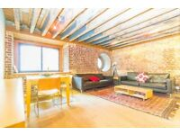 Great 2 bed apartment in Converted warehouse in Canary wharf E14, Close to shops and resturants-TG
