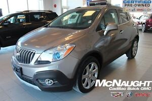 2013 Buick Encore | Heated Leather | AWD | Sunroof | Bose