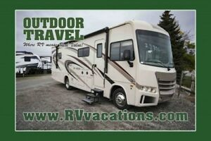 2018 FOREST RIVER Georgetown 30X3F Gas Class A Motorhome