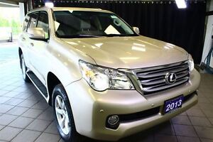 2013 Lexus GX 460 EXECUTIVE PRM PKG.