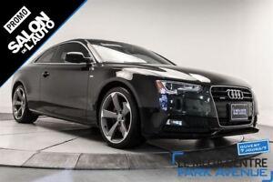 2014 Audi A5 S-LINE, 2.0 Progressiv, TECHNIK, AWD, NAV, CUIR