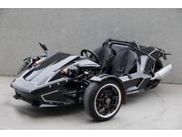 eHover Roadster 3 Wheel Trike Quad Bike Scooter - ONLY 24 IN UK - UK Plate Included - FREE DELIVERY