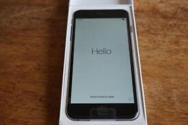 iPhone 6, immaculate, 16 gb, Black, Vodafone network, can deliver