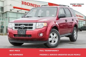 2012 Ford Escape XLT | Automatic | As-Is