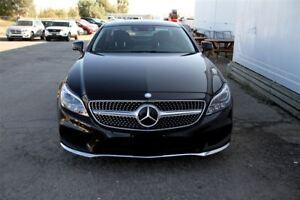 2016 Mercedes-Benz CLS-Class 550 4MATIC **FALL SPECIAL!**