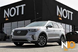 2017 Hyundai Santa Fe XL Luxury, Navi, 6 PASS, Backup Cam, AWD