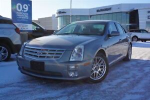 2007 Cadillac STS V6 | Heated Front & Rear Seats | Sunroof | Bos