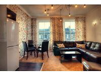 3 Bedroom Flat - South Clerk Street