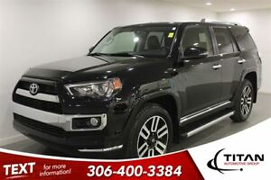 2015 Toyota 4Runner Limited|Nav|Sunroof|Leather