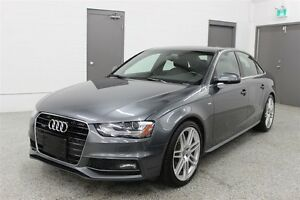 2013 Audi A4 2.0T Premium Plus - S-Line, Accident free