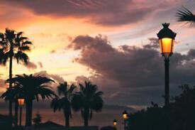 Tenerife Canvas