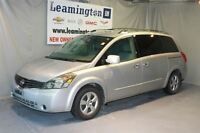 2007 Nissan Quest This is a locally owned vehicle just recently