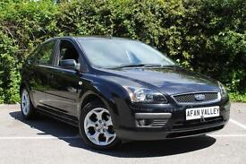 FORD FOCUS 1.8 Zetec 5dr [Climate Pack] **FULL SERVICE HISTORY++2 LADY OWNERS** (black) 2008