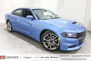 2015 Dodge Charger R/T*Hood Scatpack, 8 Pneus,Bas Km*